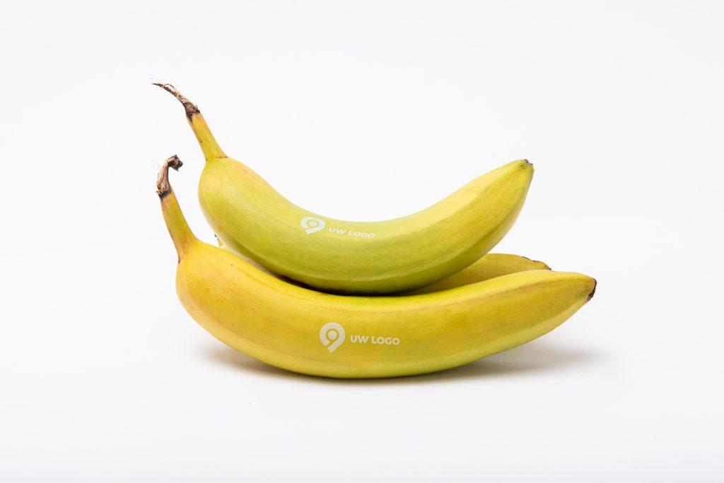 Bananen bedrukken